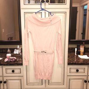 Pale pink Candies swearer dress sz S 🍭